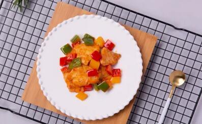 美食鲷鱼片制作步骤 番茄鲷鱼片制作步骤