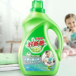 好爸爸洗衣液怎么样 好爸爸洗衣液好用吗